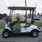 2015 Yamaha Drive Gas E.F.I Golf Cart