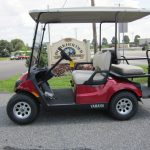 2017 Yamaha Gas PTV Golf Cart