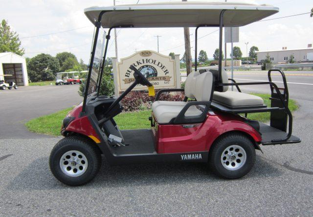 2017 Yamaha Gas PTV Golf Cart