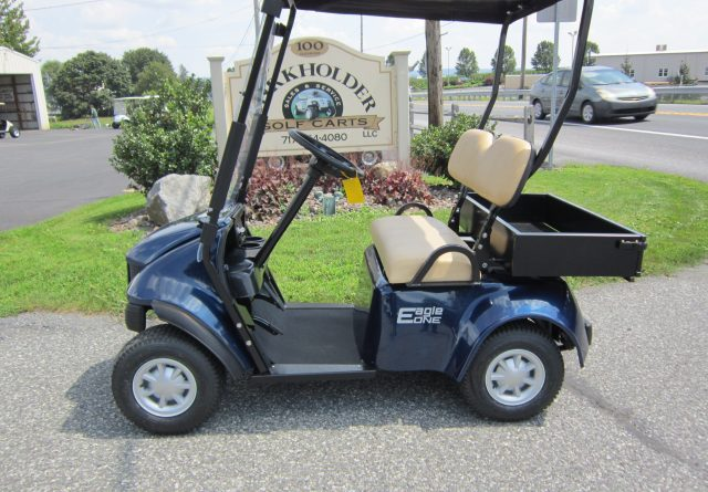 Eagle One Compact Electric Golf Cart