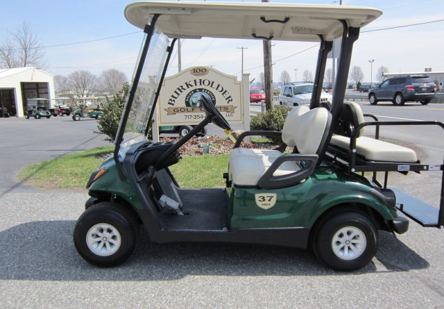 Golf cart sales service in ephrata pa burkholder golf for Yamaha golf cart gas vs electric