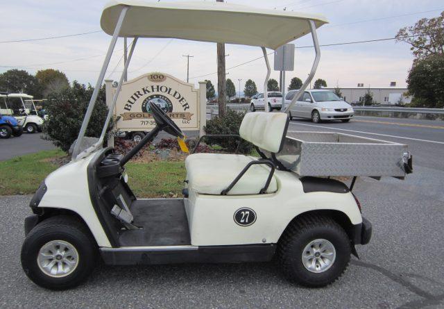 2002 Yamaha Gas