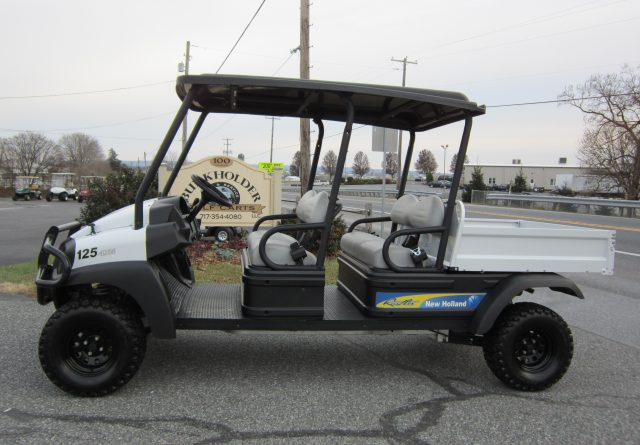 2016 NEW HOLLAND RUSTLER 125 4X4 4 PASSENGER
