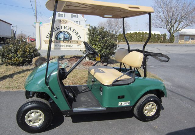 2011 EZ-GO GAS GOLF CART