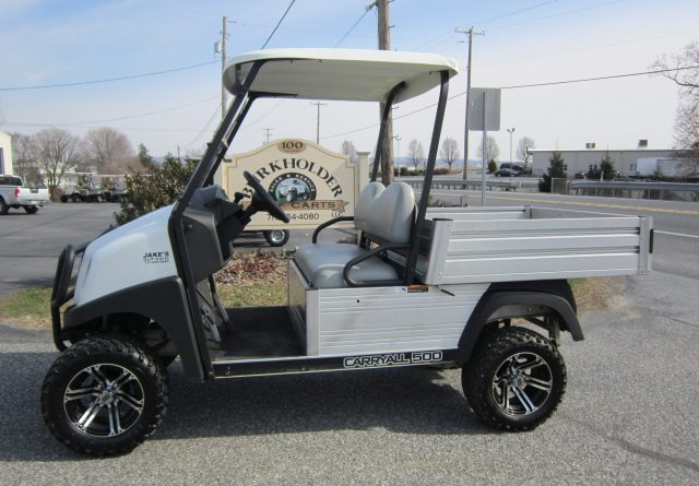 2014 CLUB CAR CARRY-ALL 500 E.F.I
