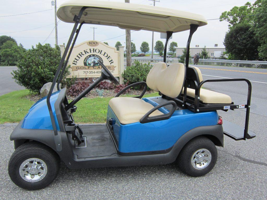 2014 club car electric 4 passenger