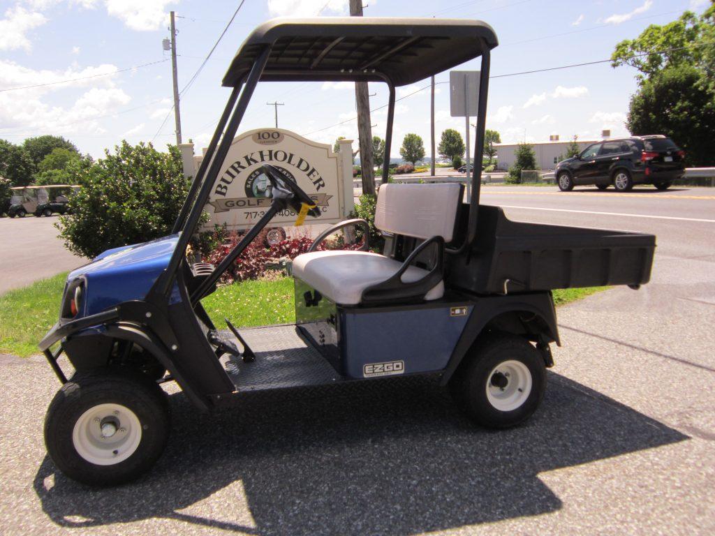 Electric and Gas Golf Cart Sales | Ephrata PA | Burkholder Golf