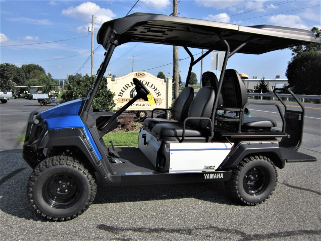 Electric and Gas Golf Cart Sales | Ephrata PA | Burkholder