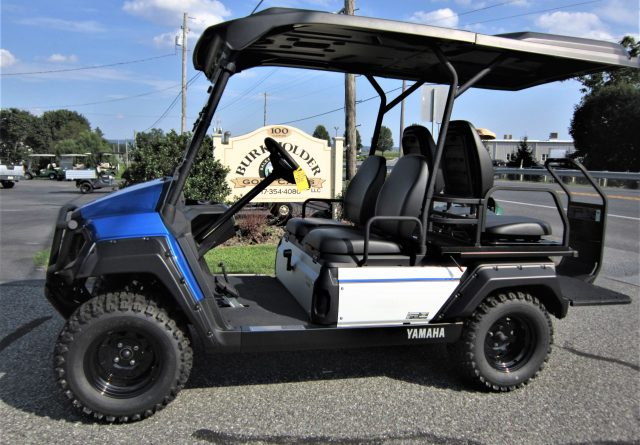 NEW YAMAHA UMAX RALLY 2+2 GAS