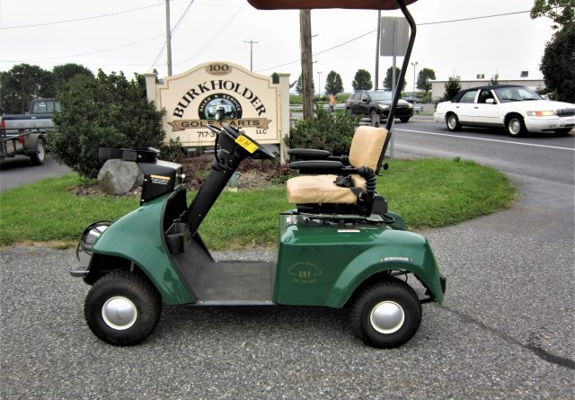 HANDICAP ELECTRIC HAND CONTROL GOLF CART