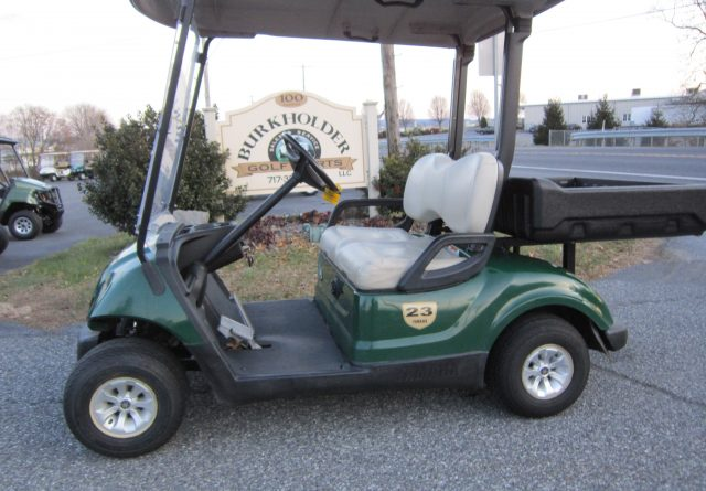 2011 YAMAHA ELECTRIC 2 UTILITY